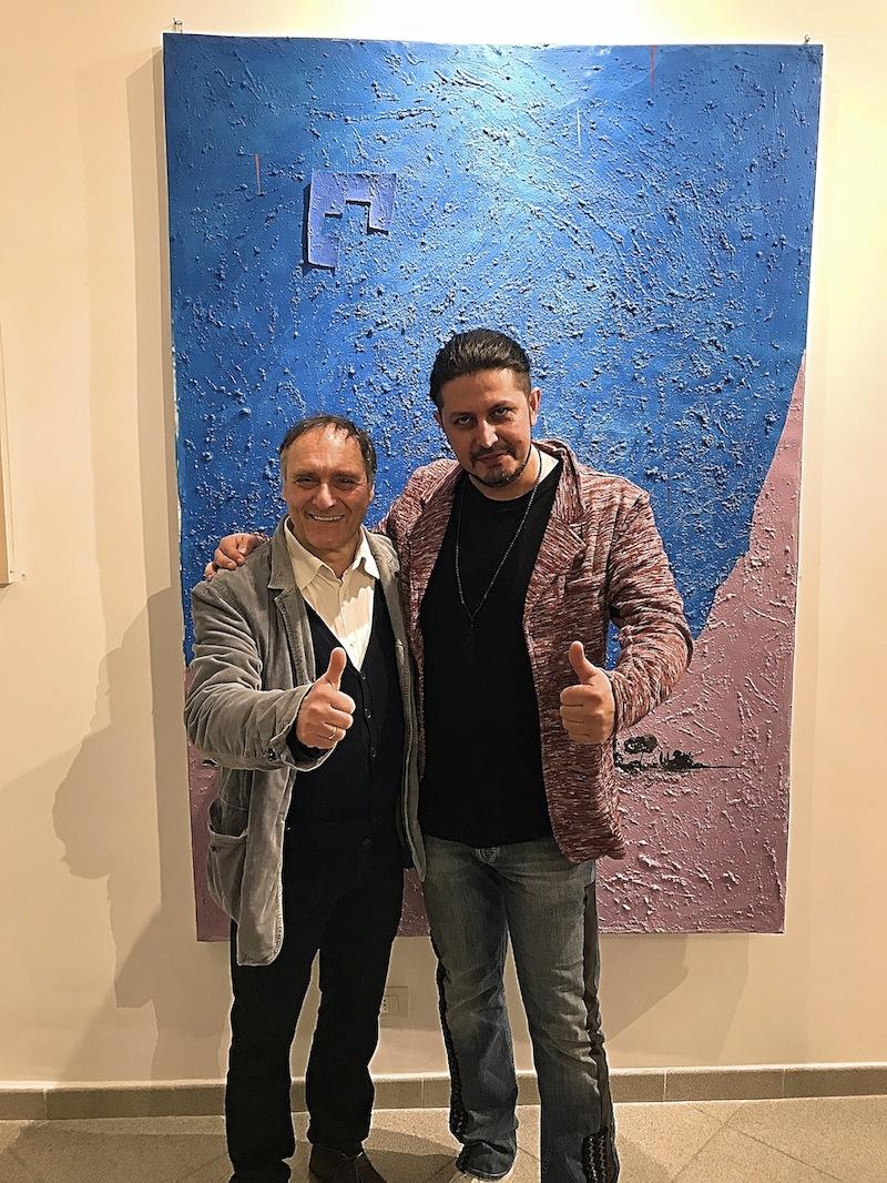 Patrizio Marafini Marco Lo Russo