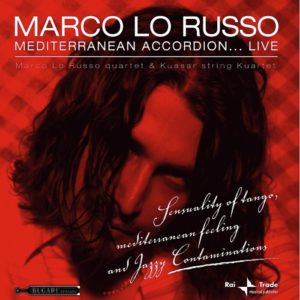 Mediterranean accordion by Marco Lo Russo