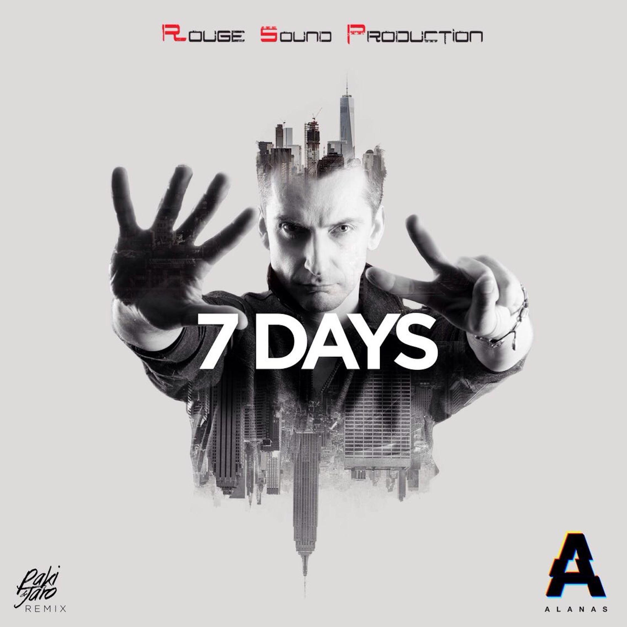 ALANAS 7 DAYS EUROVISION BY ROUGE SOUND PRODCUTION OF MARCO LO RUSSO