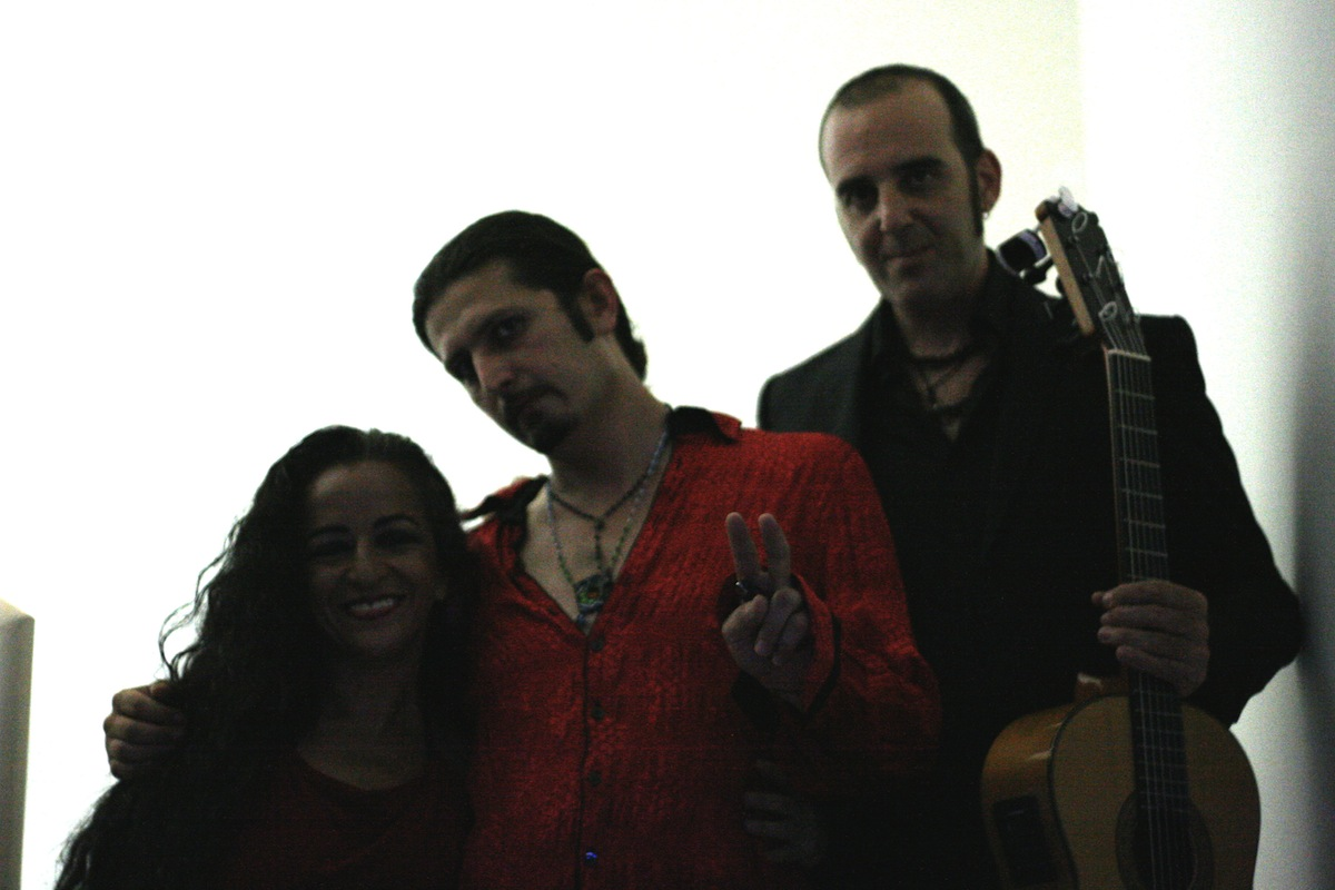 Adriana Quinto Marco Lo Russo and Paolo Uccelli