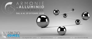 Armonie in Alluminio Premio COMEL 2018 banner