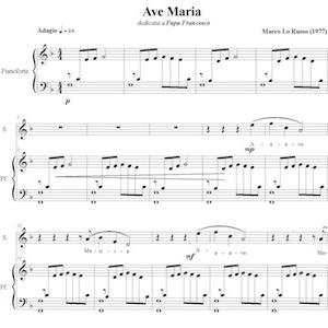 Ave Maria portfolio