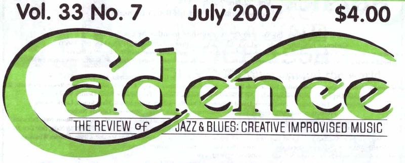 Cadence review-of-Jazz-Bues-Creative-improvised-Music-Tarabuk-by-Marco-Lo-Russo-with-Tiziano-Zanotti
