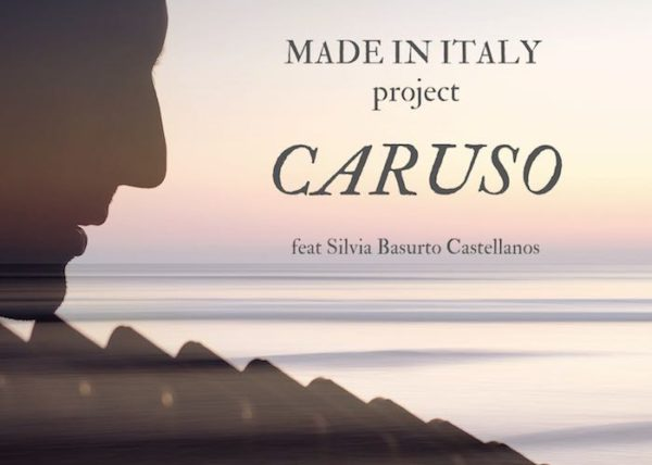 Cover Caruso by Marco Lo Russo Rouge