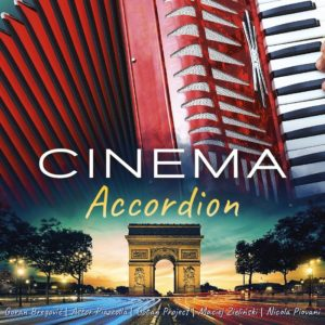 Cinema Accordion Universal Music Marco Lo Russo