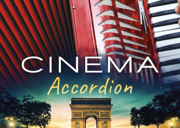 Cinema Accordion Universal Music Cover CD