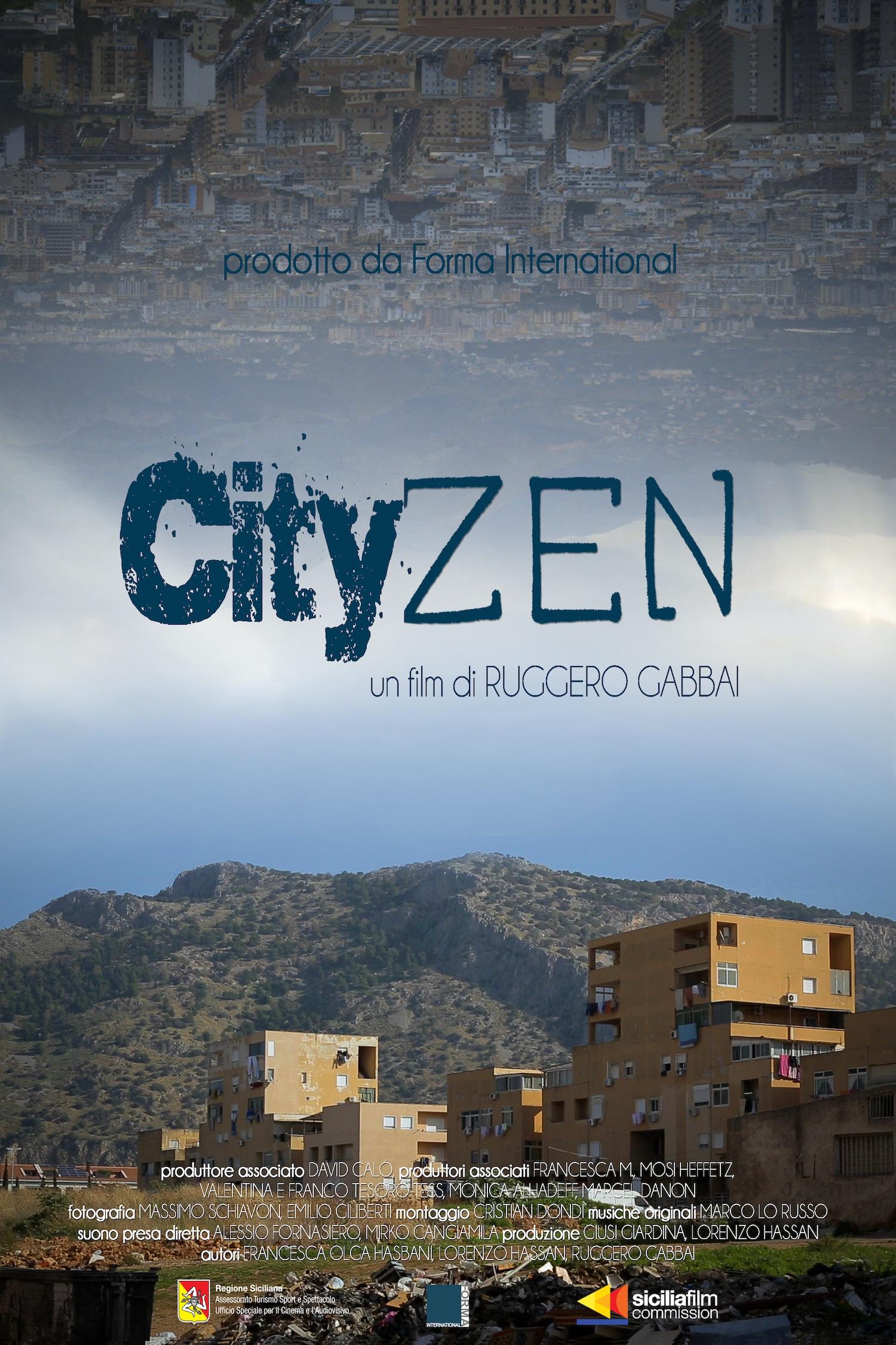 Cityzen by Ruggero Gabbai music by Marco Lo Russo