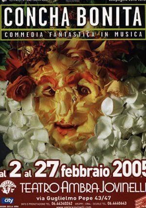 Concha Bonita Nicola Piovani Alfredo Arias
