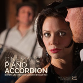 Copertina CD Cinematic Piano Accordion