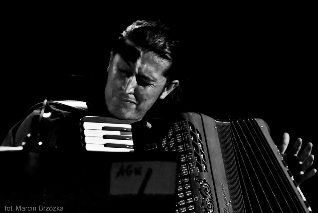 Marco Lo Russo in Modern Accordion, concerts for solo accordion
