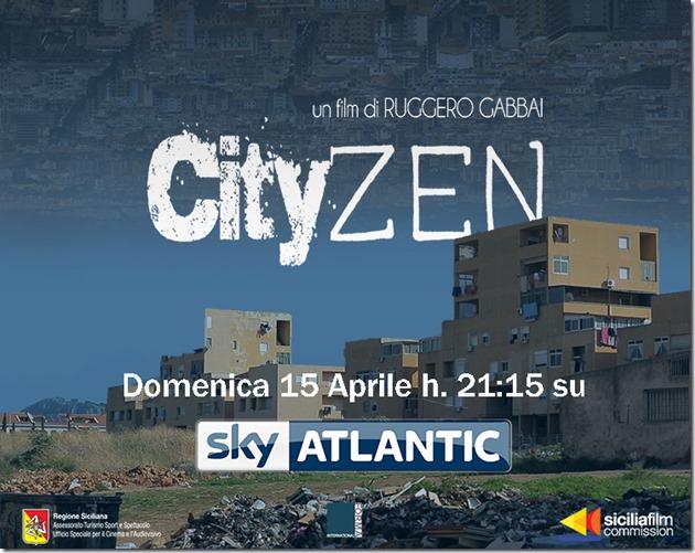 Cityzen film di Ruggero Gabbai colonna sonora Marco Lo Russo