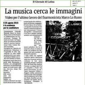 Il Giornale di Latina Modern Accordion
