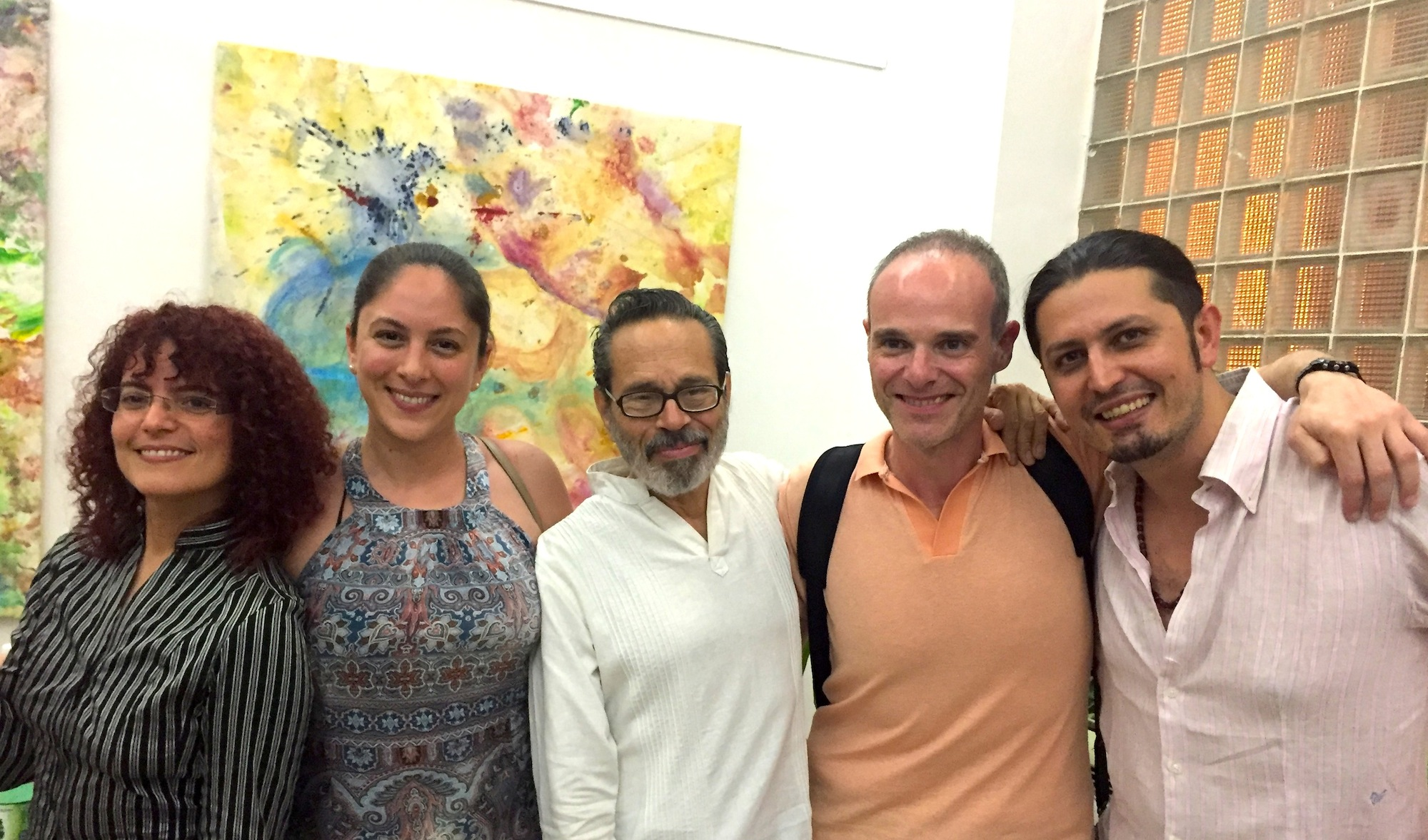 Isabelle Hernández Ricardo Gallén moglie Leo Brouwer Marco Lo Russo