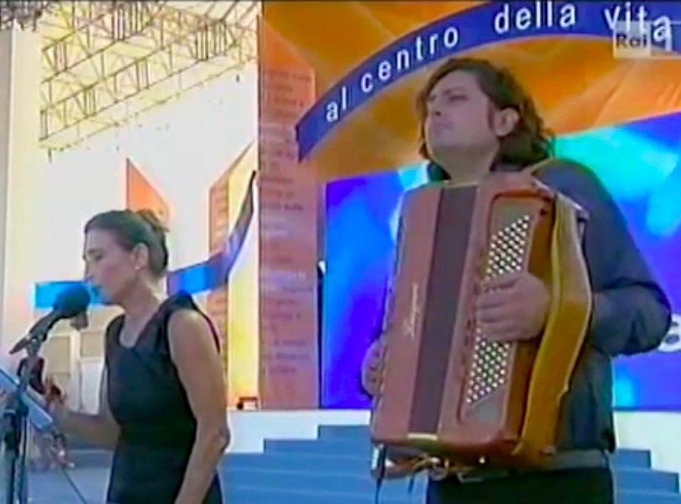 Lina Sastri Marco Lo Russo