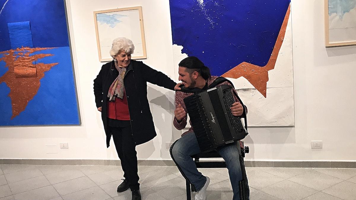 Lina Bernardi e Marco Lo Russo