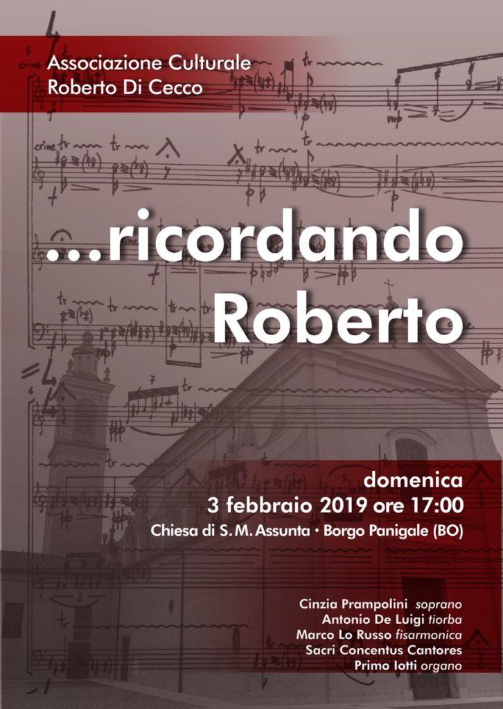 Poster Concerto Roberto 2019.02.03
