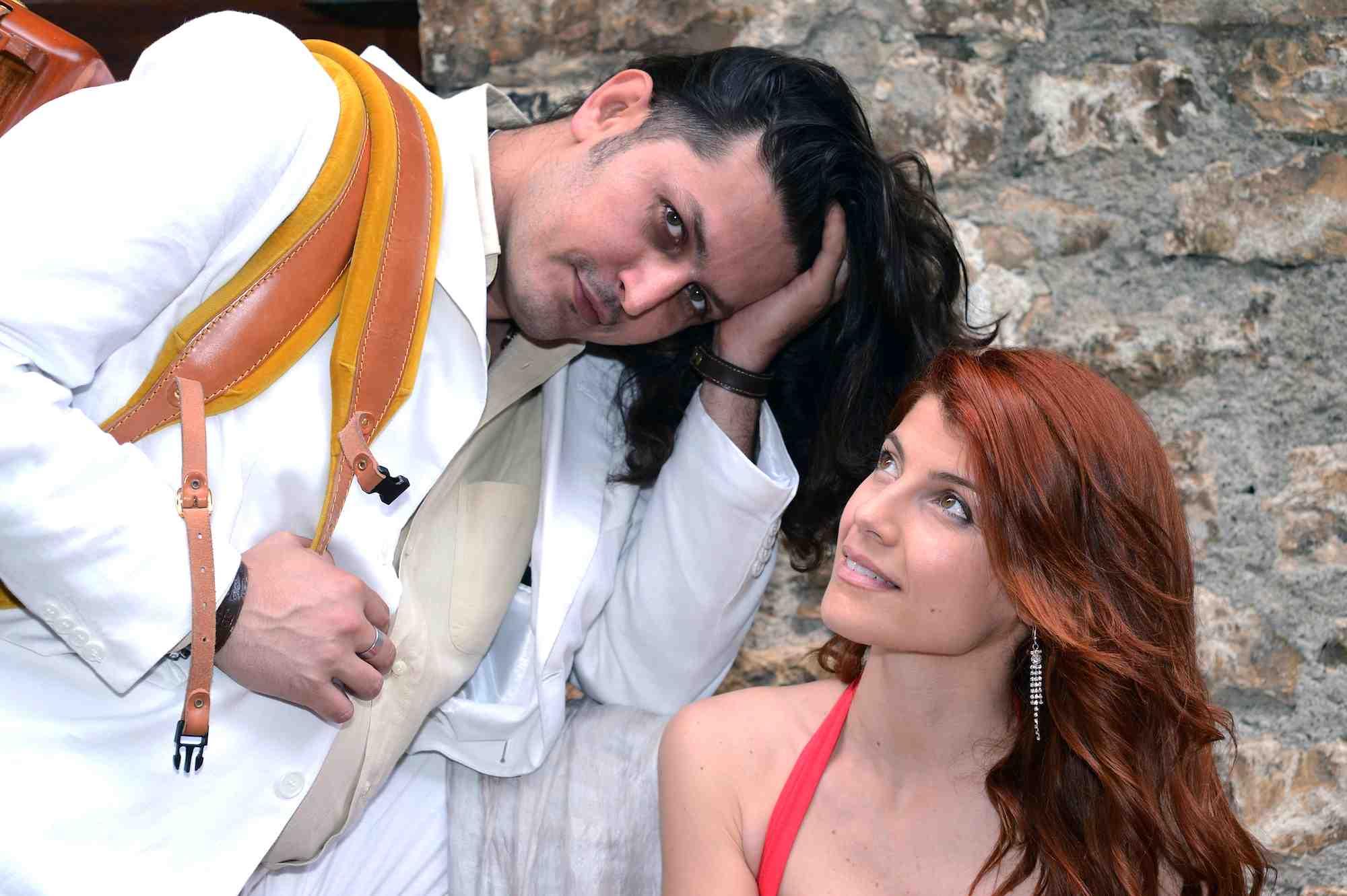 Marco Lo Russo and Maria Francesca Bartolomucci