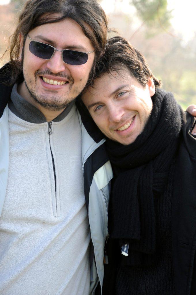 Marco Lo Russo, Carmine Scalzi ph Mimmo Paparo