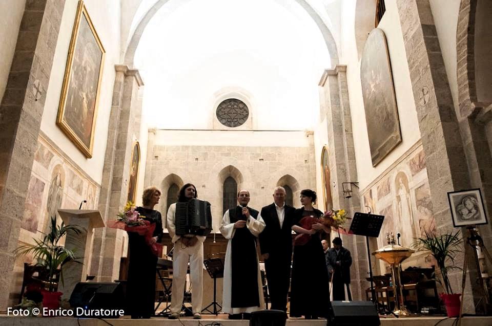 Marco Lo Russo Priore Padre Massimo Giulio VInci Martina Mannozzi