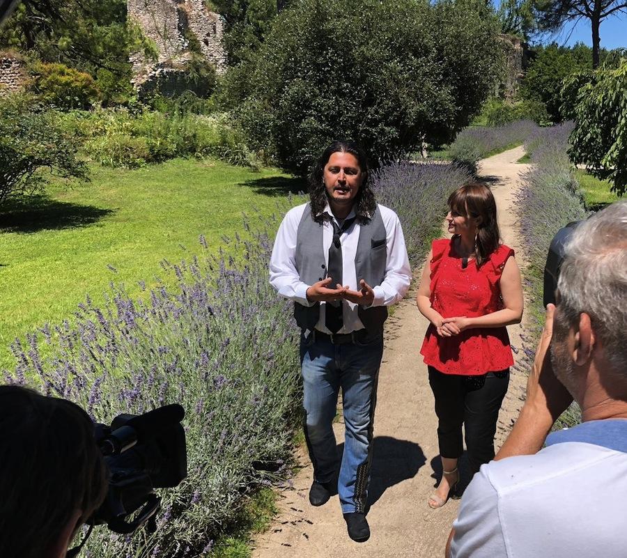 Marco Lo Russo Rouge Lorena Bianchetti A Sua Immagine RAI 1