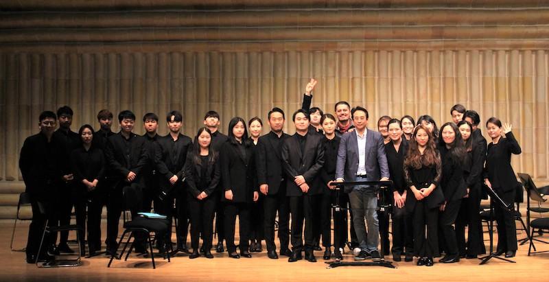 Marco Lo Russo, Seoul Viola Ensemble e Won Ho Kang