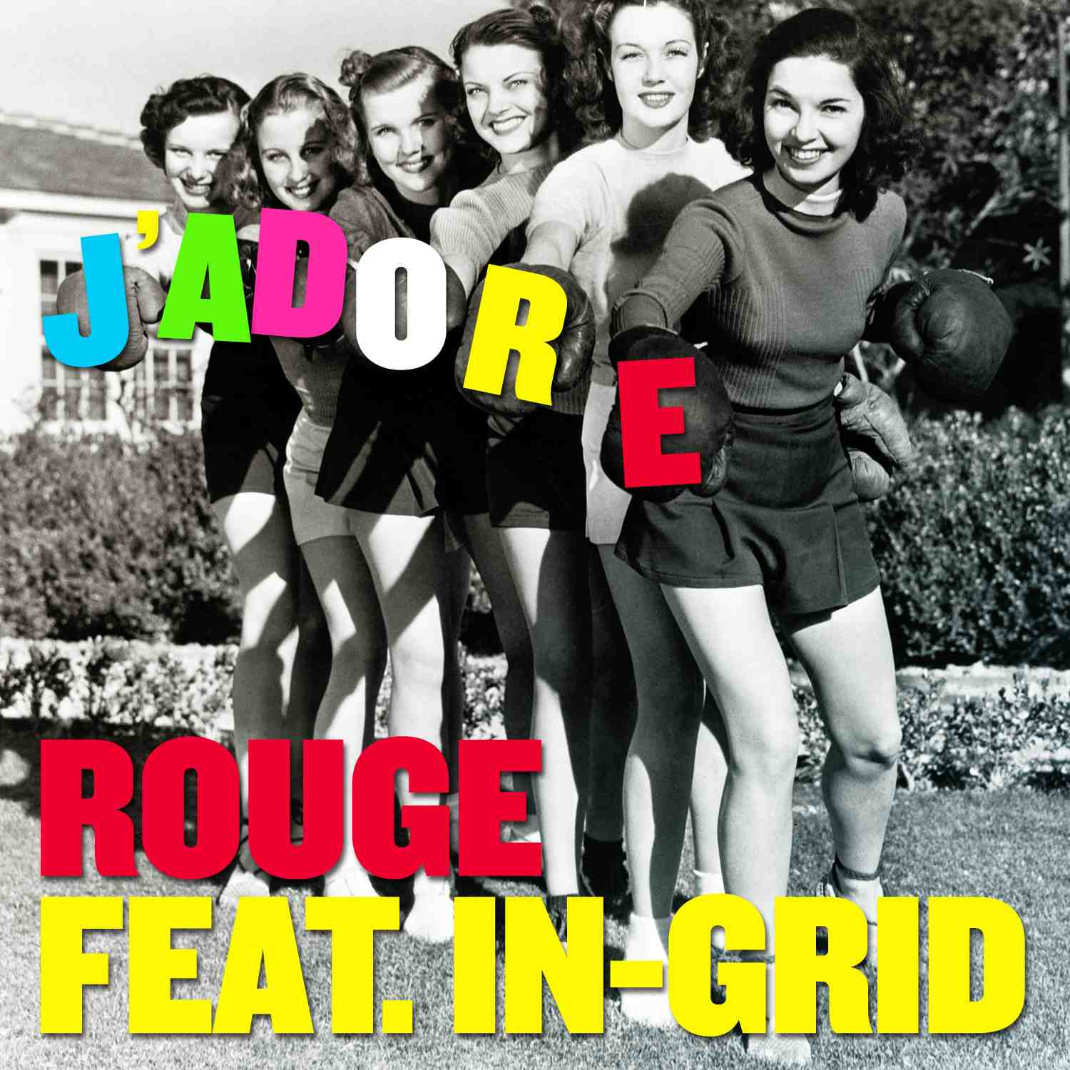 Marco Lo Russo aka Rouge Sound Production feat In-Grid J'adore X-Energy