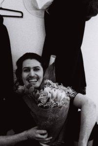 Marco Lo Russo aka Rouge ph by Roberto Recanatesi