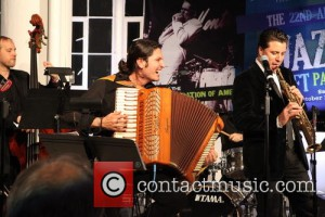 Marco Lo Russo and Julio Botti Jazz fountdation of america