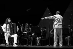 Marco Lo Russo e Leo Brouwer ph Gabriel Bianchini