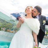 Marco Lo Russo e Silvia Vecchi anniversario nozze
