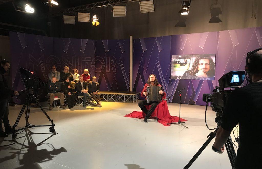 Marco Lo Russo live a Monitor Lazio TV