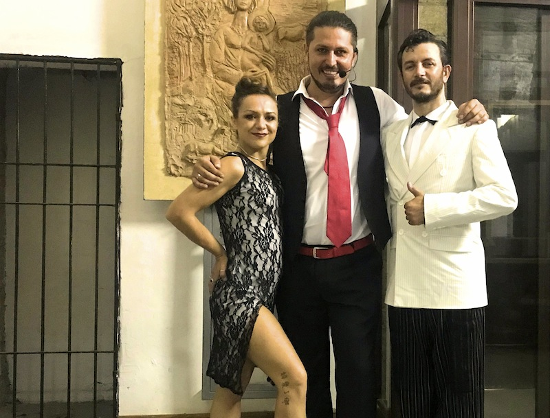 Marilena Calandra Marco Lo Russo Mariano Navone Tango