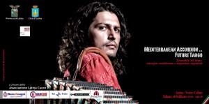 Mediterranean accordion Future Tango by Marco Lo Russo