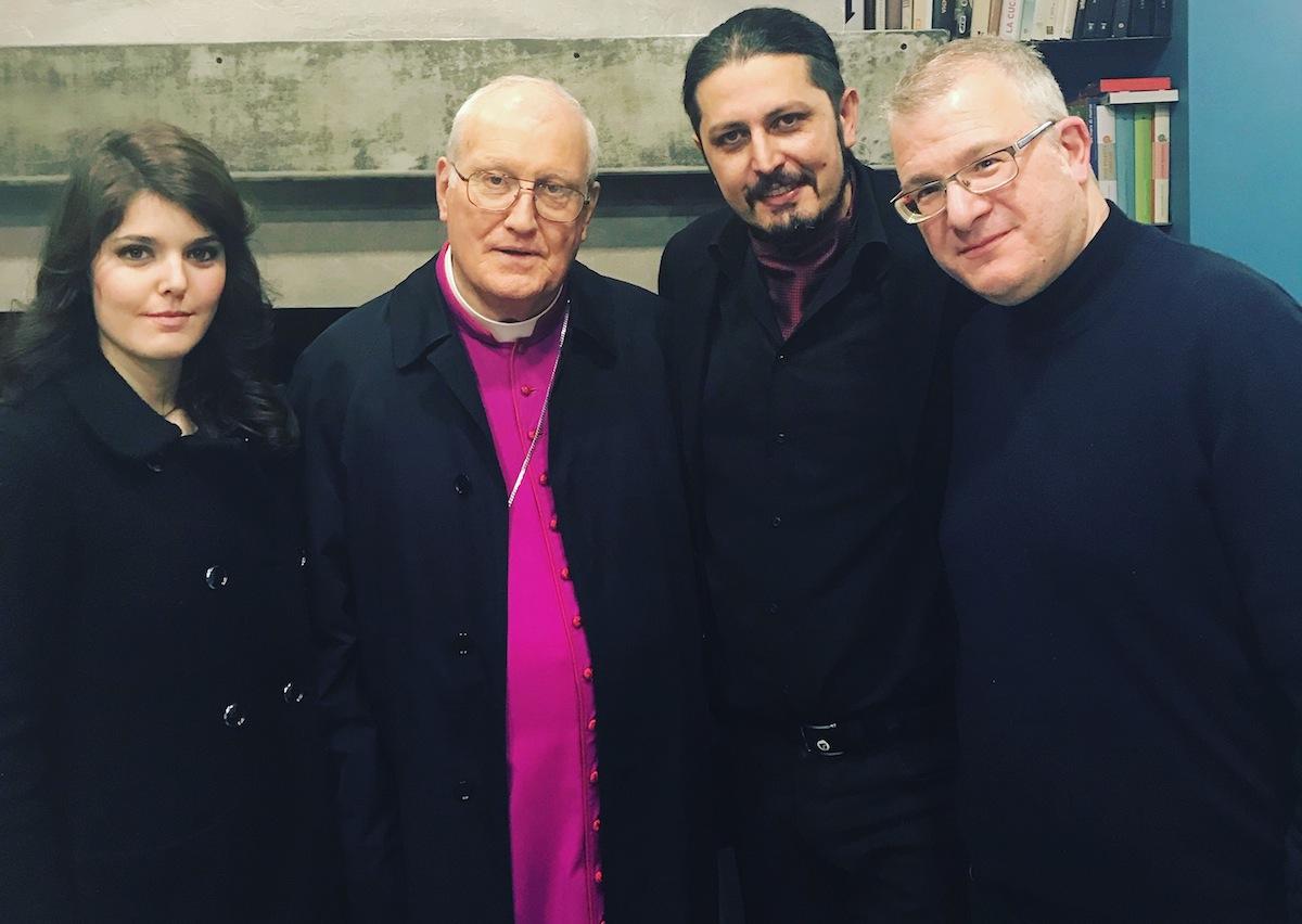 Mons Luigi Marrucci Marco Lo Russo