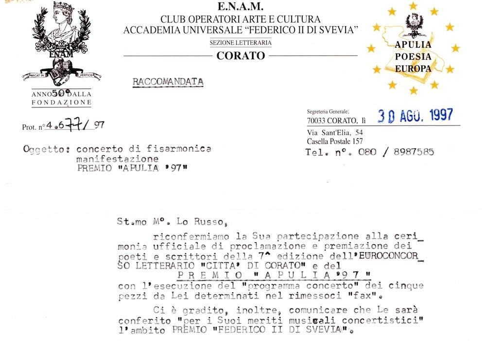 Premio-Apulia-Federico-II-di-Svevia-Marco-Lo-Russo