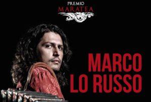 Premio Matera 2019 Marco Lo Russo Rouge