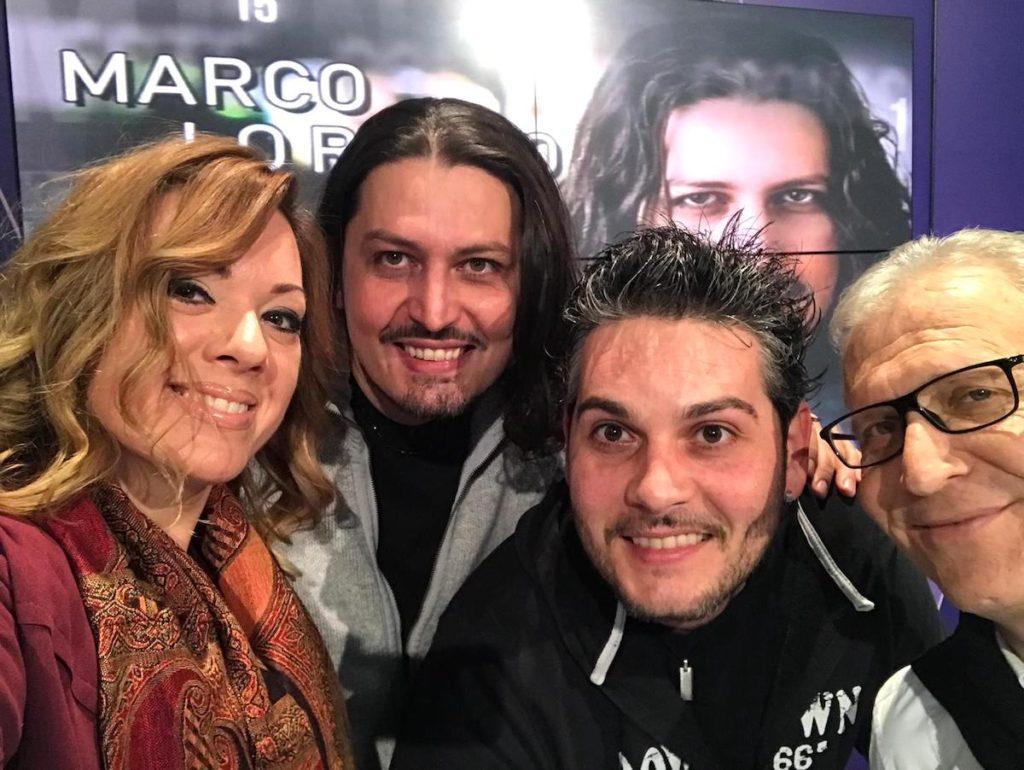 Silvia Vecchi Marco Lo Russo Marco Dell'Orco e Egidio Fia