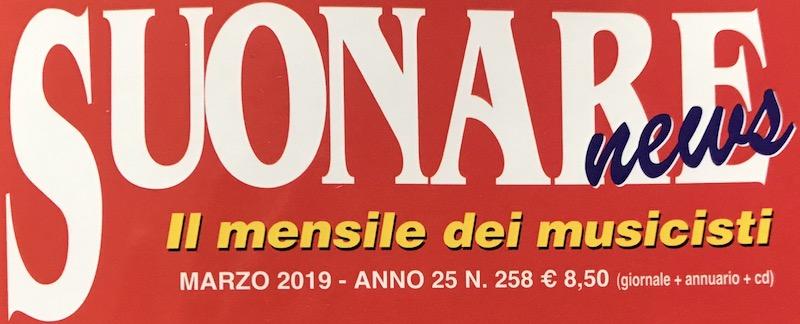 Suonare news Marzo 2019 Marco Lo Russo