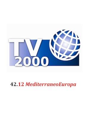 TV 2000 Marco Lo Russo Mediterraneo Europa
