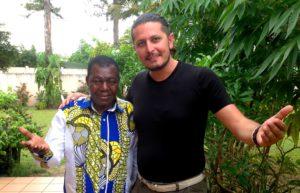 Vickos Ekondo Marco Lo Russo Gabon Africa