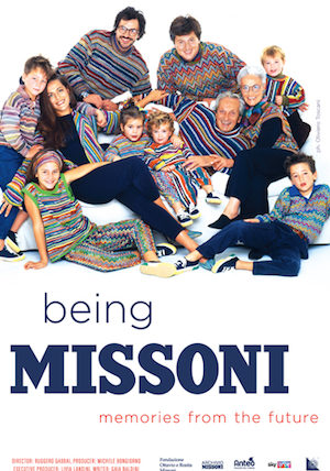 being MISSONI film Ruggero Gabbai music Marco Lo Russo